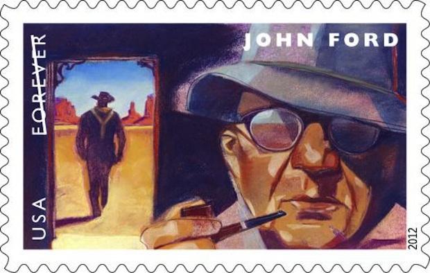 John Ford USPS Stamp