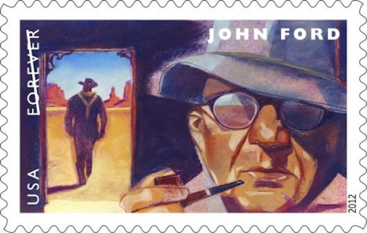John Ford USPS Stamp