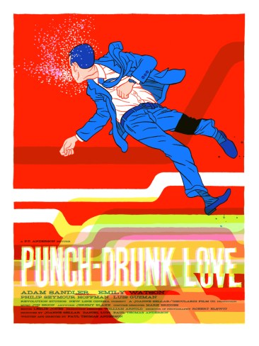 Jordan Crane - Punch Drunk Love