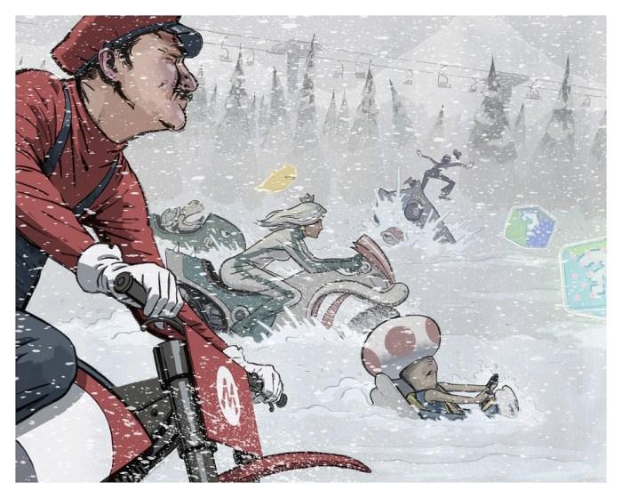 Jori Bolton - Mario Kart