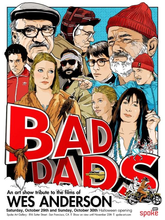 Joshua Budich - Bad Dads