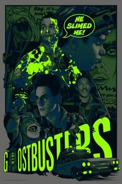 Joshua Budich - Ghostbusters Glow
