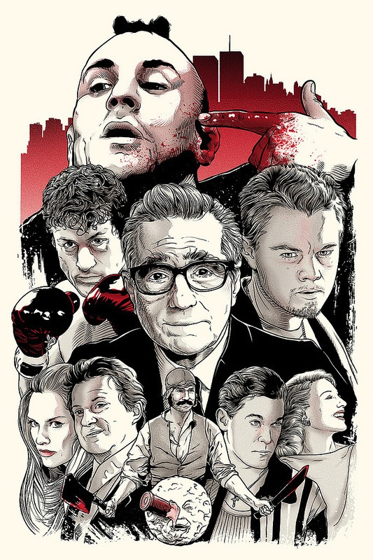 Joshua Budich - Scorsese