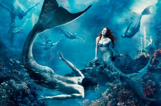 Julianne Moore as Ariel