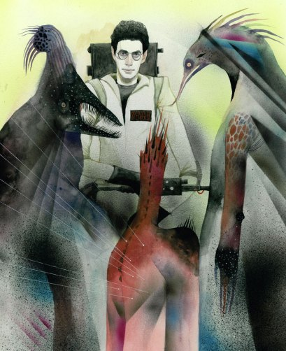 Ken Garduno - Ghostbusters
