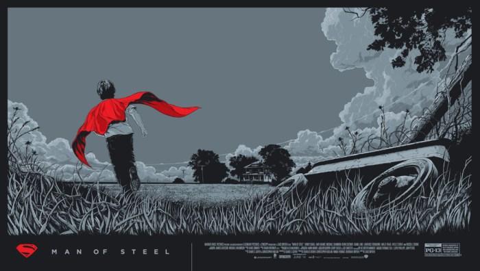 Ken Taylor, Man of Steel