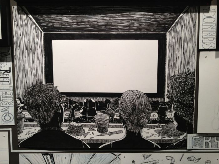 Kevin Tong - Sights Unseen Drafthouse