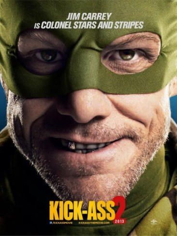 Kick-Ass 2 - Colonel Stars and Stripes