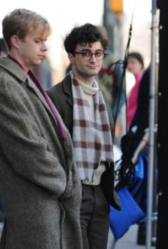 Kill Your Darlings - Daniel Radcliffe 2