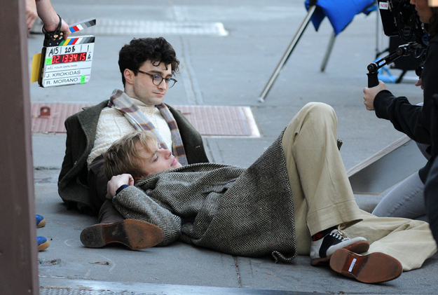 Kill Your Darlings - Daniel Radcliffe 4