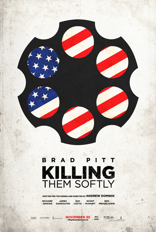 Killing Them Softly poster 3