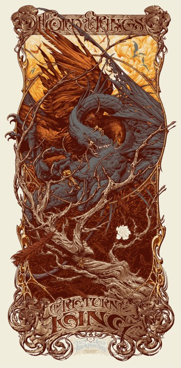 Aaron Horkey - Lord of the Rings Return of the King Regular