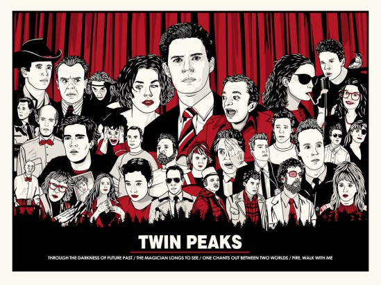 Lloyd Stas inspired by Twin Peaks