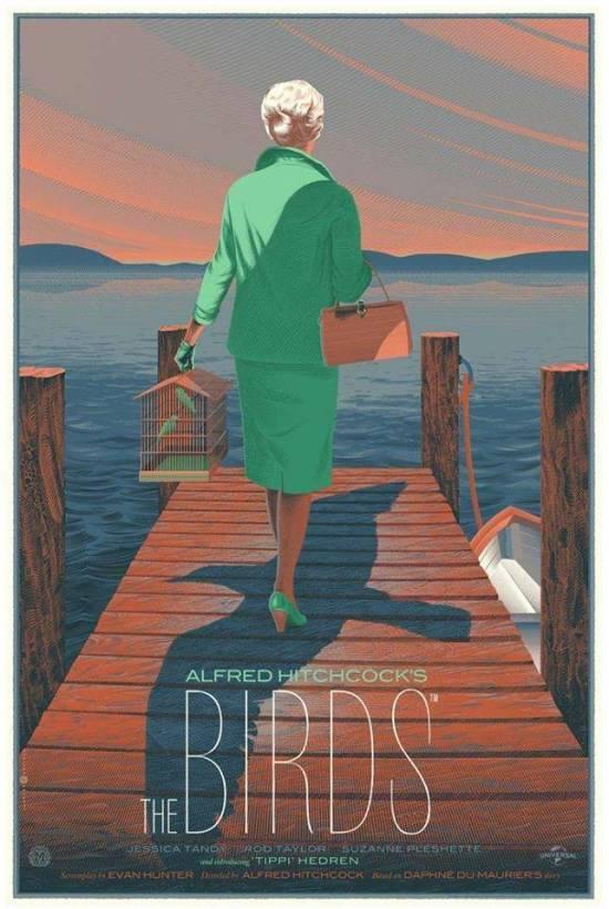 Laurent Durieux - The Birds