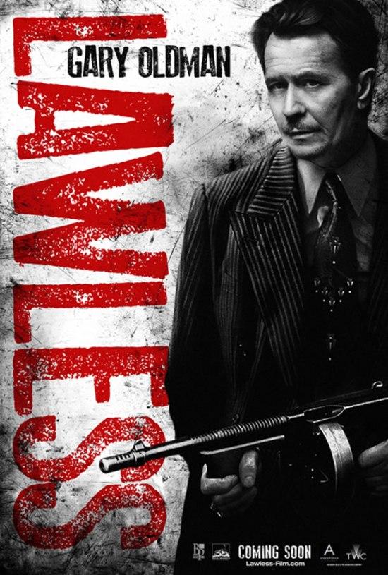 Lawless poster - Gary Oldman