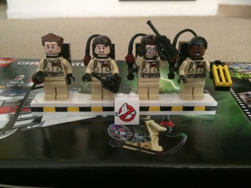 Lego Ghostbusters Ecto-1 1
