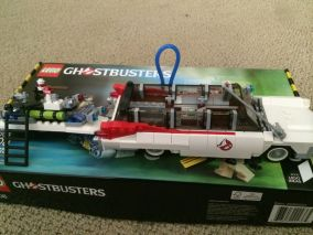 Lego Ghostbusters Ecto-1 10