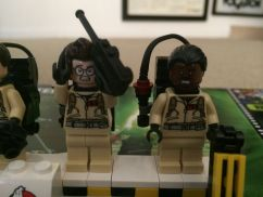 Lego Ghostbusters Ecto-1 3