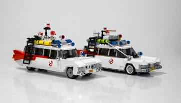 Lego Ghostbusters comparison 5