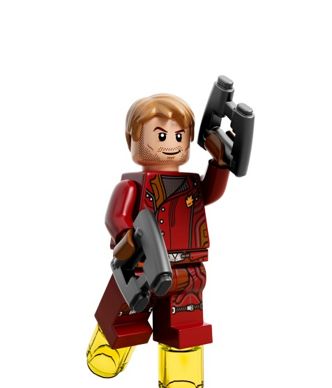 Lego Guardians of the Galaxy Star Lord