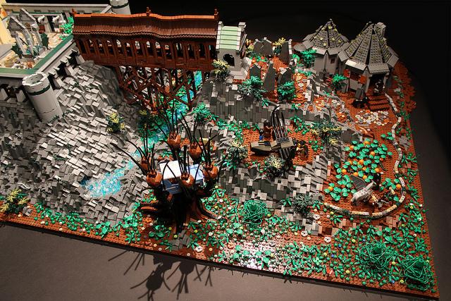 Lego Hogwarts 6