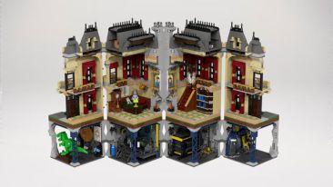 Lego Wayne Manor