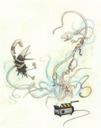 Leontine Greenberg - Ghostbusters