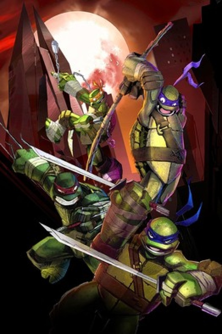 Teenage Mutant Ninja Turtles - small