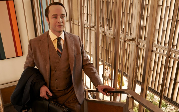 Mad Men Season 7 - Vincent Kartheiser as Pete Campbell