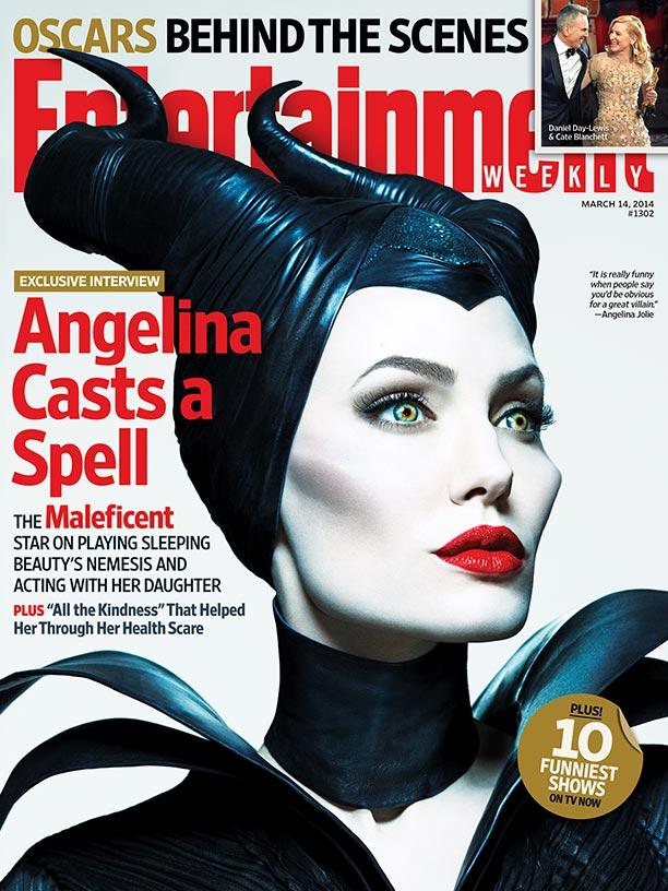 Maleficent EW cover
