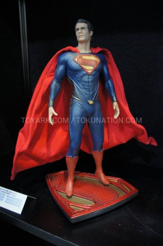 Man of Steel - Superman figure