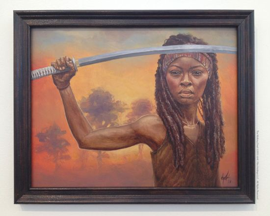 Mandy Tsung - Walking Dead
