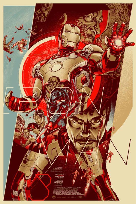Marin Ansin - Iron Man 3