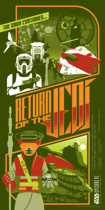 Mark Daniels - Return of the Jedi