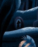 Mark Englert - Little Mermaid Detail 4