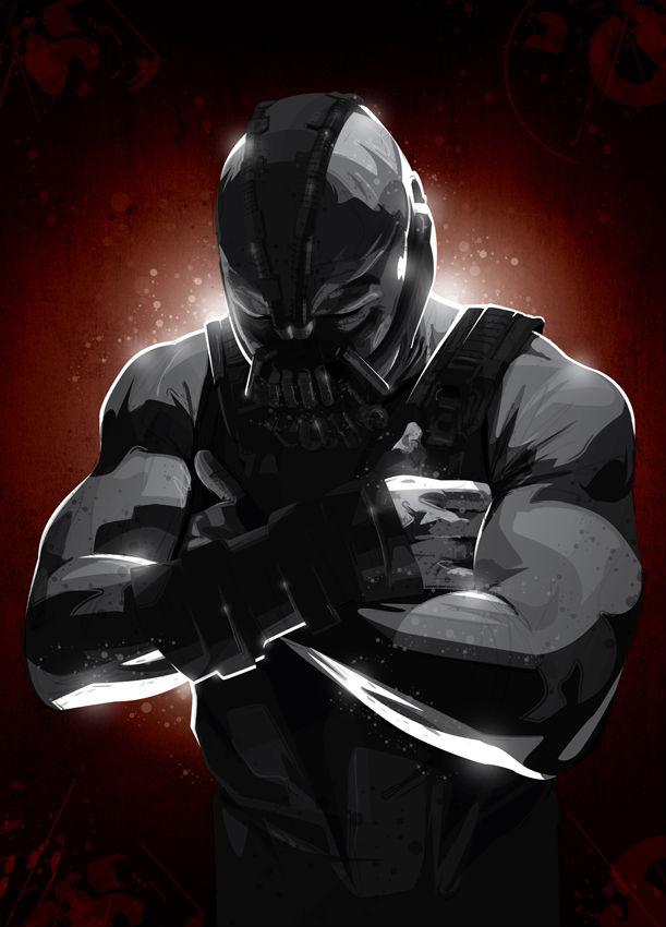 Mark Reihill - Bane