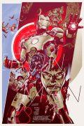 Martin Ansin - Iron Man 3 variant