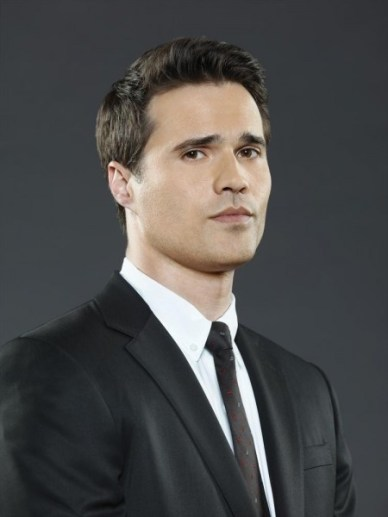 Marvel's Agents of SHIELD - Brett Dalton as Grant Ward 1