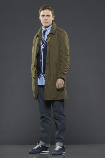 Marvel's Agents of SHIELD - Iain De Caestecker as Leo Fitz 2