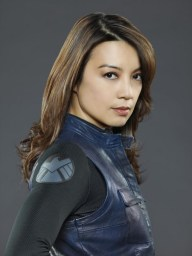 Marvel's Agents of SHIELD - Ming-Na Wen as Melinda May 1