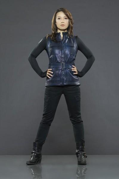 Marvel's Agents of SHIELD - Ming-Na Wen as Melinda May 2