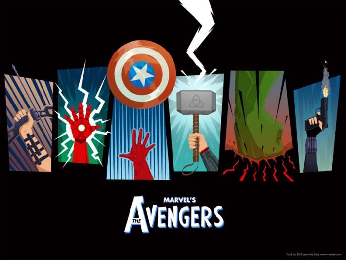 Matthew Ferguson - The Avengers