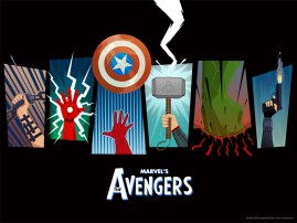Matthew Ferguson - The Avengers