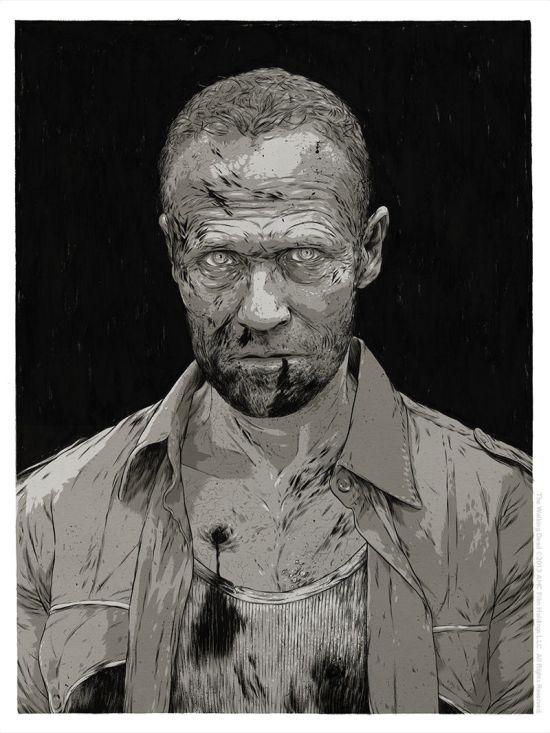 Matthew Woodson - Walking Dead