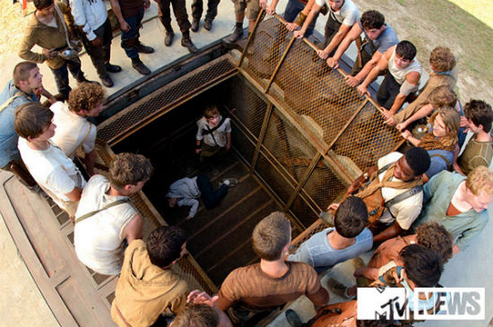 Maze Runner MTV 4