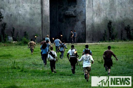 Maze Runner MTV 5