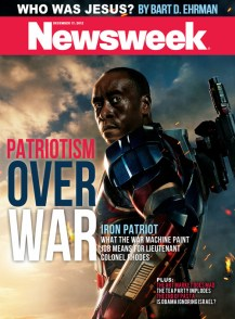 Mediavengers - Newsweek Iron Patriot