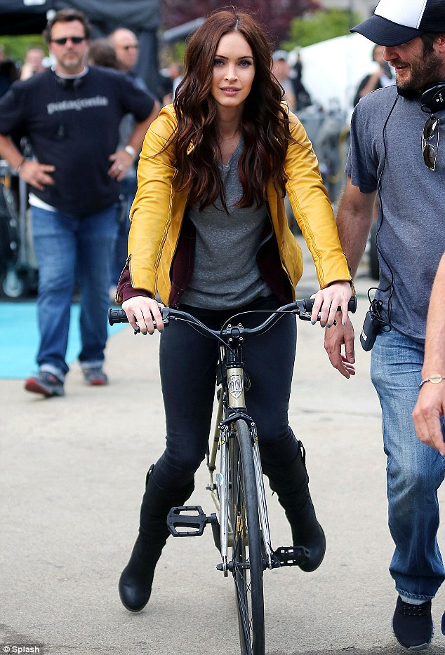 Megan Fox Yellow 2