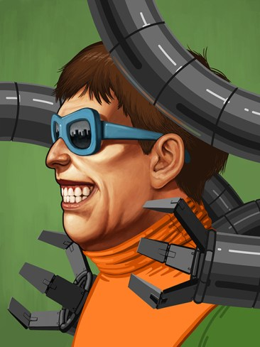 Mike Mitchell - Doc Ock