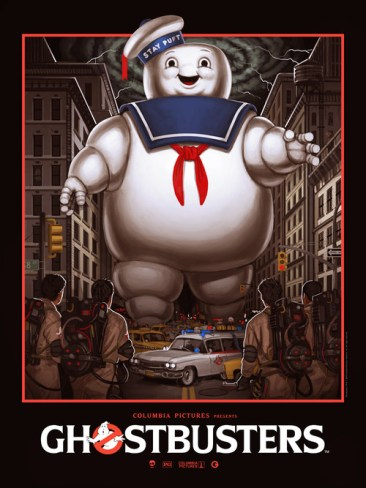 Ghostbusters 30th Anniversary mike mitchell